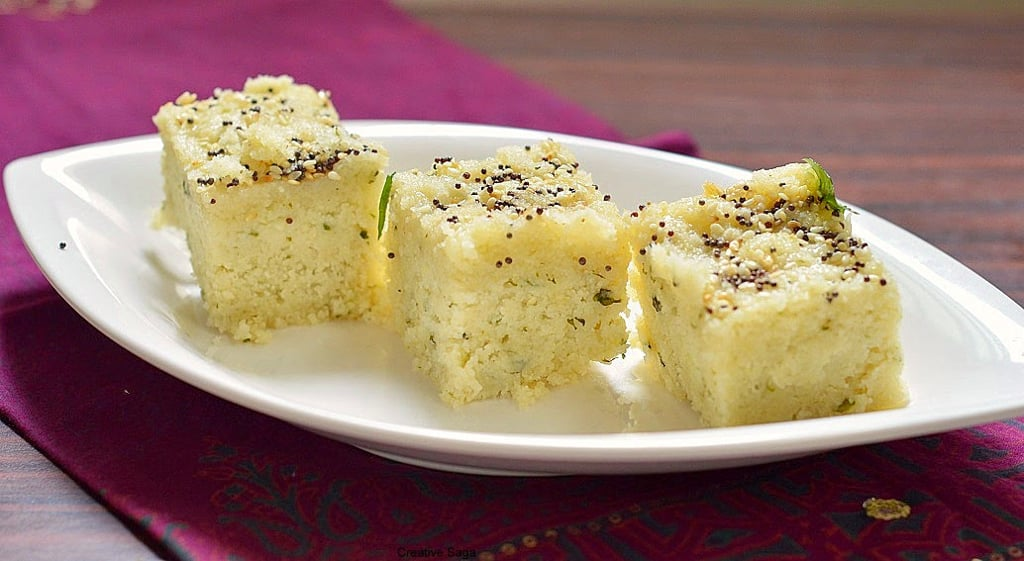 Rava dhokla recipe easy and healthy indian breakfast recipes steps forumfinder Choice Image