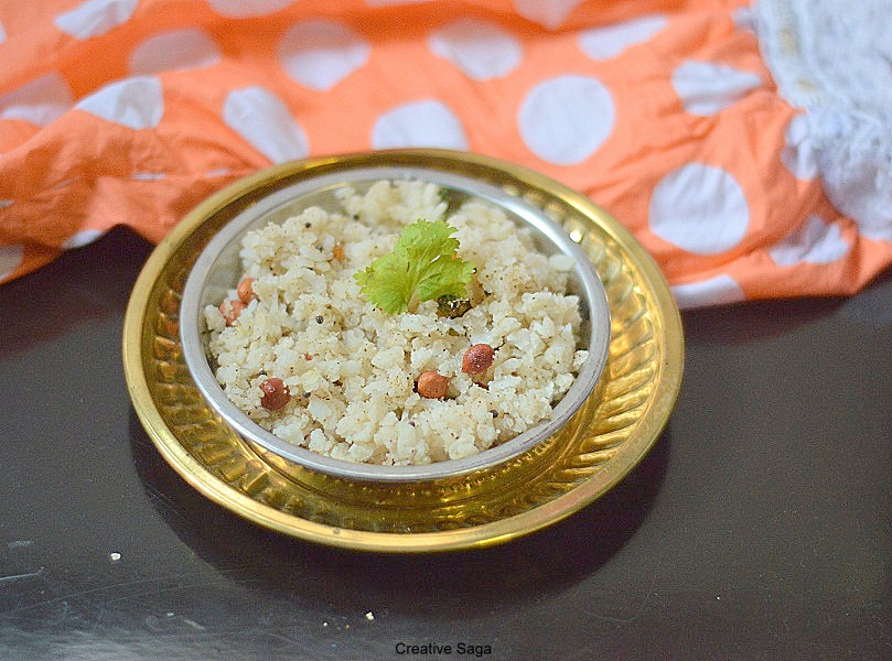 Yogurt peppery aval /rice flakes – easy and quick snack recipes