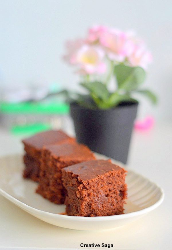orange marmalade brownies